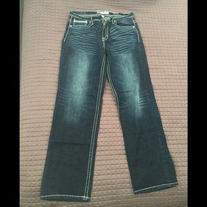 Buckle BKE jeans Seth fit 34 Long